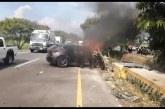Pareja de docentes murió en aparatoso accidente en la vía Cali – aeropuerto