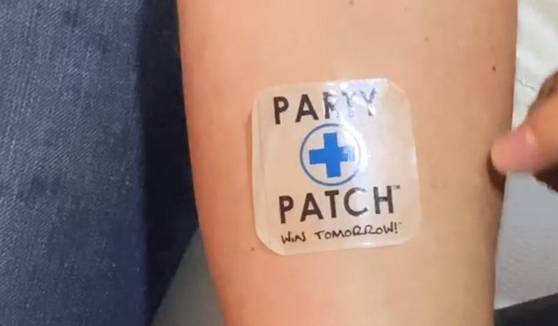 Alerta: autoridades de salud le ponen el ojo al denominado 'parche antiguayabo'