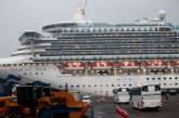 Aumenta a 621 el número de infectados con coronavirus en el crucero Diamond Princess