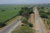 Ampliación de la vía Cali – Candelaria, hasta Cavasa, avanza en un 65%