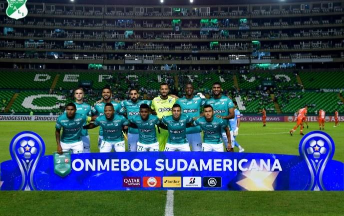 En Asunción de Paraguay, Deportivo Cali se juega su continuidad en Copa Suramericana