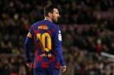 Anunció multimillonario de Messi a nombre del Barcelona por cuenta del COVID-19