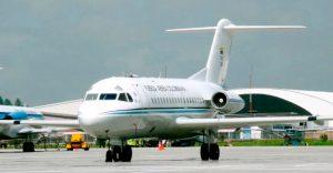 Llueven críticas al Gobierno por uso del avión presidencial para festejar un cumpleaños