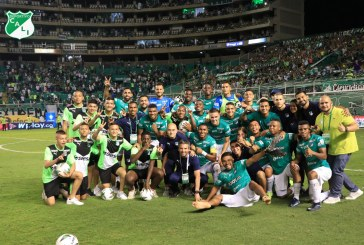 Deportivo Cali se quedó con el clásico 290 y superó a América en la tabla