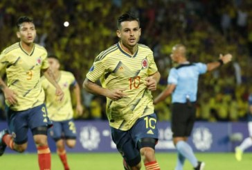 Dura derrota de la Selección Colombia ante Argentina rumbo a Tokio 2020