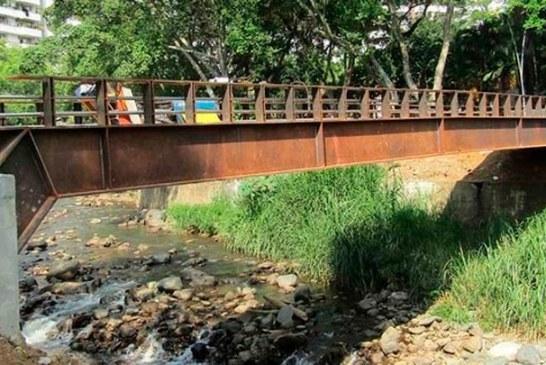 En funcionamiento: nuevo puente sobre río Cali será inaugurado el próximo viernes