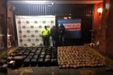 Hombre fue capturado en flagrancia con más de 300 kilos de marihuana en Cali