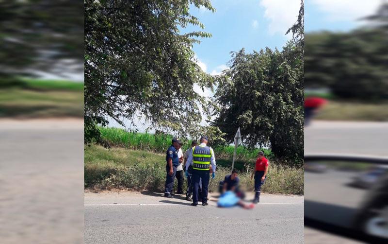 Identifican a joven mujer que murió en accidente de tránsito en vía Cali-Candelaria