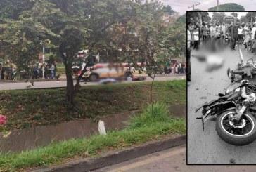 Identifican a motociclista que murió arrollado por una buseta en Siloé