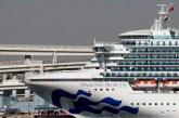 Mueren los primeros dos pasajeros del crucero Diamond Princess anclado en Japón