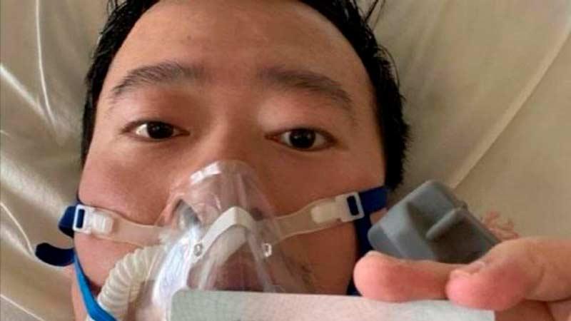 Lo que se sabe de la muerte de médico que alertó sobre el coronavirus