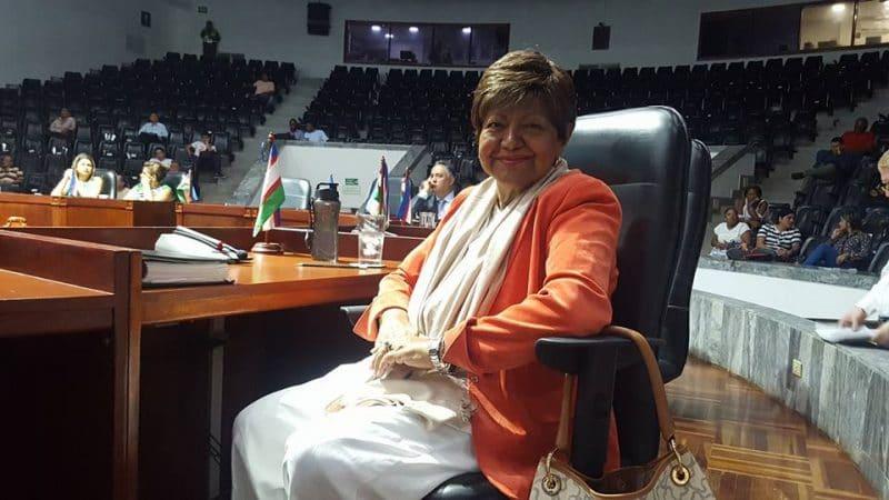 Murió la exconcejal Clementina Vélez, la 'Dama de Hierro' de Cali
