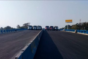 Nuevo puente de la vía Cali – Jamundí se pondrá en servicio este jueves
