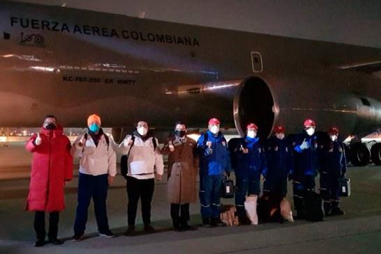 En marcha operación para retornar a colombianos atrapados en Wuhan, China