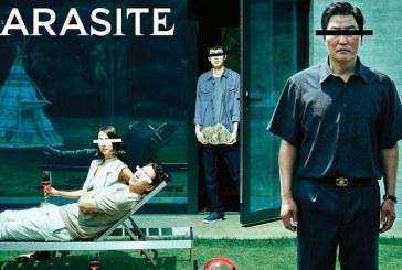 Película surcoreana 'Parásitos' hace historia en la gala de los Óscar