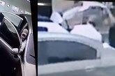 Revelan videos de presuntos ladrones abriendo carros en el sur de Cali