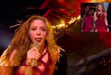 Shakira y su curioso movimiento de lengua: este es el significado del sonido que se viralizó en redes