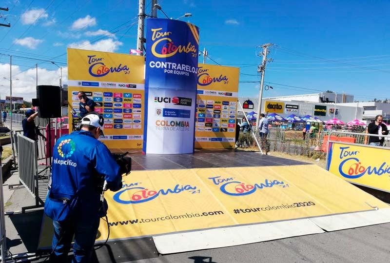 De Telepacífico a ESPN: Tour Colombia 2.1 es producido por nuestro canal regional