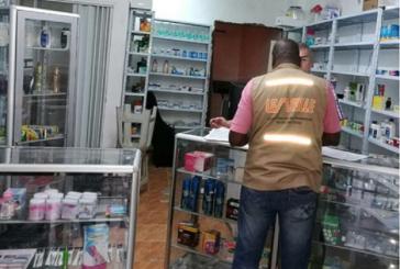 Unidad de Saneamiento del Valle supervisará retiro de Tramadol y Albendazol en farmacias