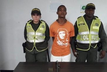 A la cárcel hombre que portaba arma de fuego de Indumil en Buenaventura