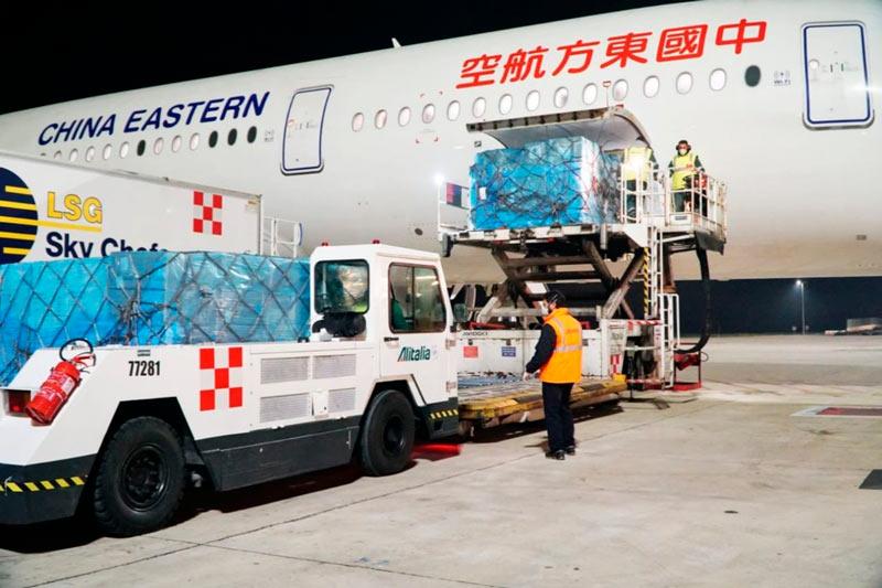 El 8 de abril reanudarán comunicación aérea con Wuhan, foco del COVID-19