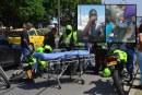 En accidente de tránsito acabó una persecución entre policías y ladrones en Alfonso López