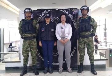 Cae una de las cinco mujeres más buscadas de Colombia, tiene todo un prontuario en Argentina