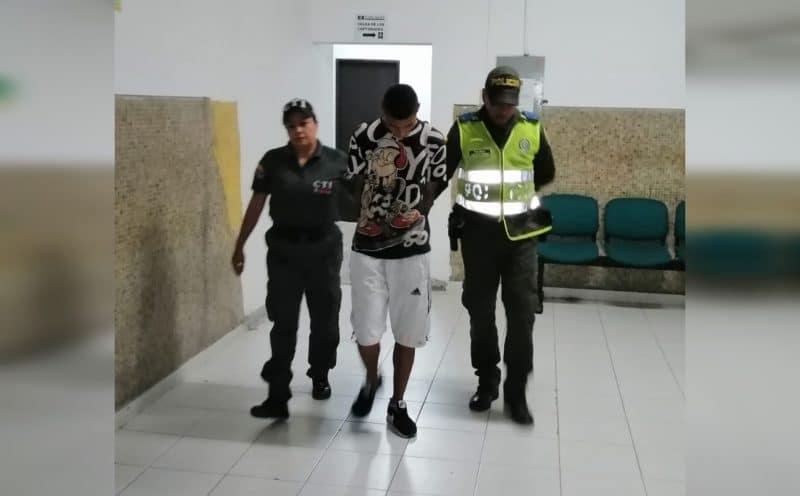 Ciudadano caleño fue enviado a la cárcel por asesinar a un venezolano que golpeaba a su pareja