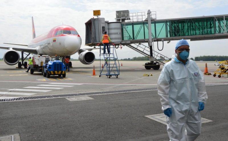 Viajeros que lleguen a Colombia deberán tener prueba PCR negativa de covid