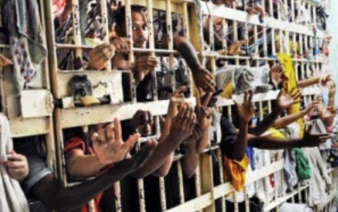 El coronavirus despierta un viejo problema de las cárceles de América, el hacinamiento
