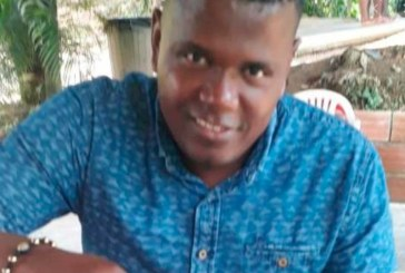 Así fue el crimen en Cali del escolta del reconocido líder social, Leyner Palacios