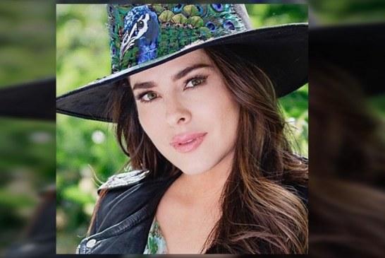 Danna García, la primera actriz colombiana con coronavirus