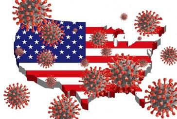 Estados Unidos superó los 17 millones de casos de covid-19
