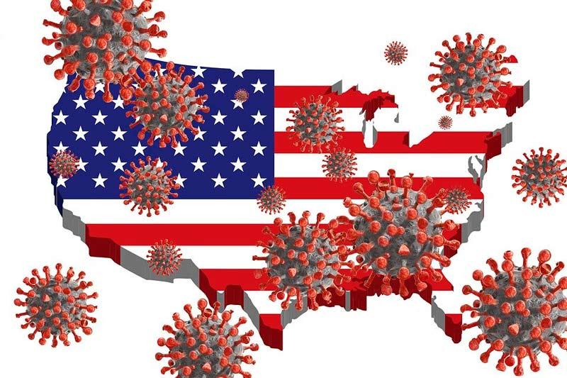 EE.UU. supera por primera vez los 50.000 contagios de COVID-19 en 24 horas