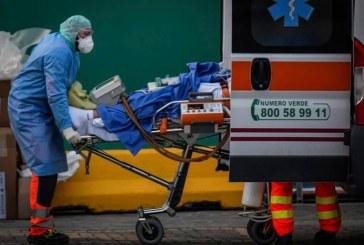 España tuvo otros 655 fallecidos y 8.500 nuevos casos de coronavirus en un día