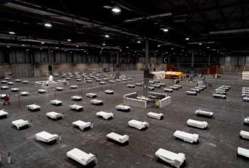 España registra otro máximo diario de muertes y llega a 10.000 fallecidos por COVID-19