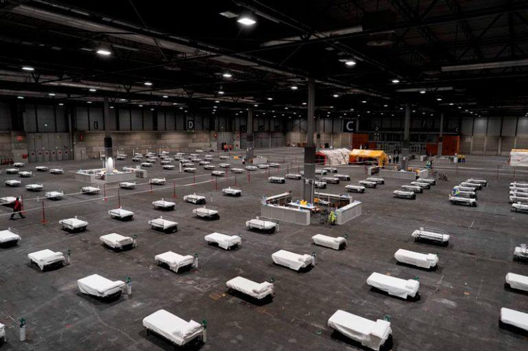 España registra menos de 200 muertes por Covid-19 por segundo día consecutivo