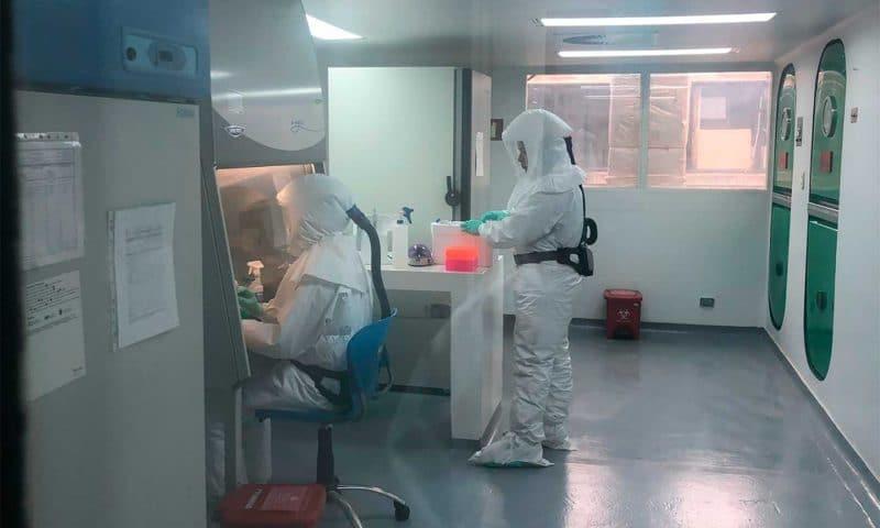 Científicos colombianos aislan en laboratorio agente de COVID-19 para estudio