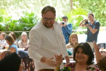 En fotos: Felipe de la Pava presenta Spring Summer  en Fashion Lunch