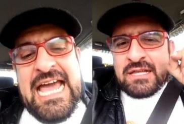 Freddy Contreras vuelve a arremeter contra conductores de apps de transporte