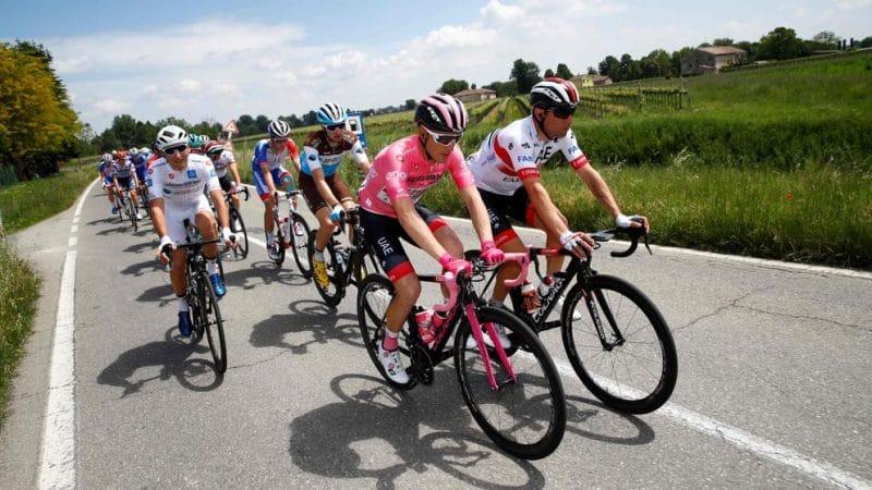 El Giro de Italia-2020 también quedó sin fecha de realización