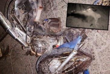 Identifican a pareja que perdió la vida en trágico accidente en la vía a Candelaria