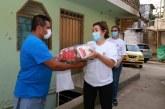 Alcaldía inició entrega de mercados puerta a puerta a familias vulnerables de Cali