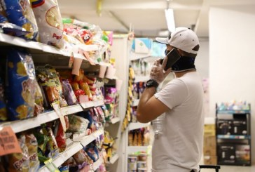 Dan parte de tranquilidad sobre abastecimiento de alimentos en el país durante la cuarentena