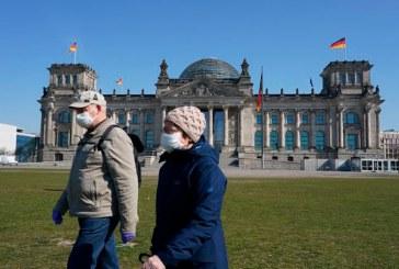 Casi 5.000 nuevos casos del COVID-19 en Alemania en un día