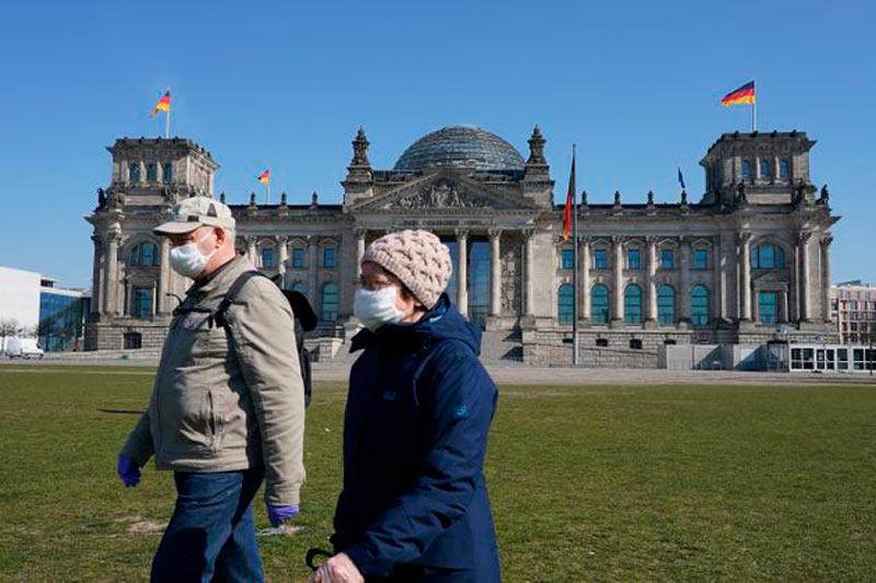 Alemania, Italia y Chile, entre los países que vuelven a cuarentena