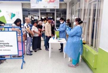 Ecuador recibe cooperación internacional para enfrentar el COVID-19