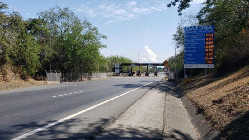 Vehículos de carga pesada están exentos de pagar peaje en el Valle durante cuarentena