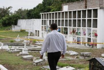 Preocupación por nueva profanación y vandalismo a tumbas en cementerio de El Cerrito, Valle