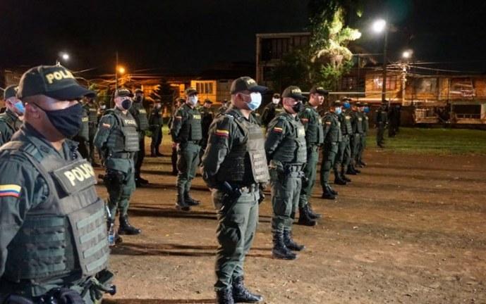 Primera semana de cuarentena: más de dos mil vallecaucanos sancionados por incumplir medida